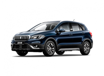 SX4 S-CROSS 2016
